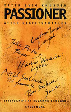 Omslag: Kalligrafi: Hanne Bartholin  Design: Ida Balslev-Olesen