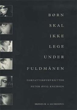 Omslag 1. udgave: Design: Henrik Flagstad