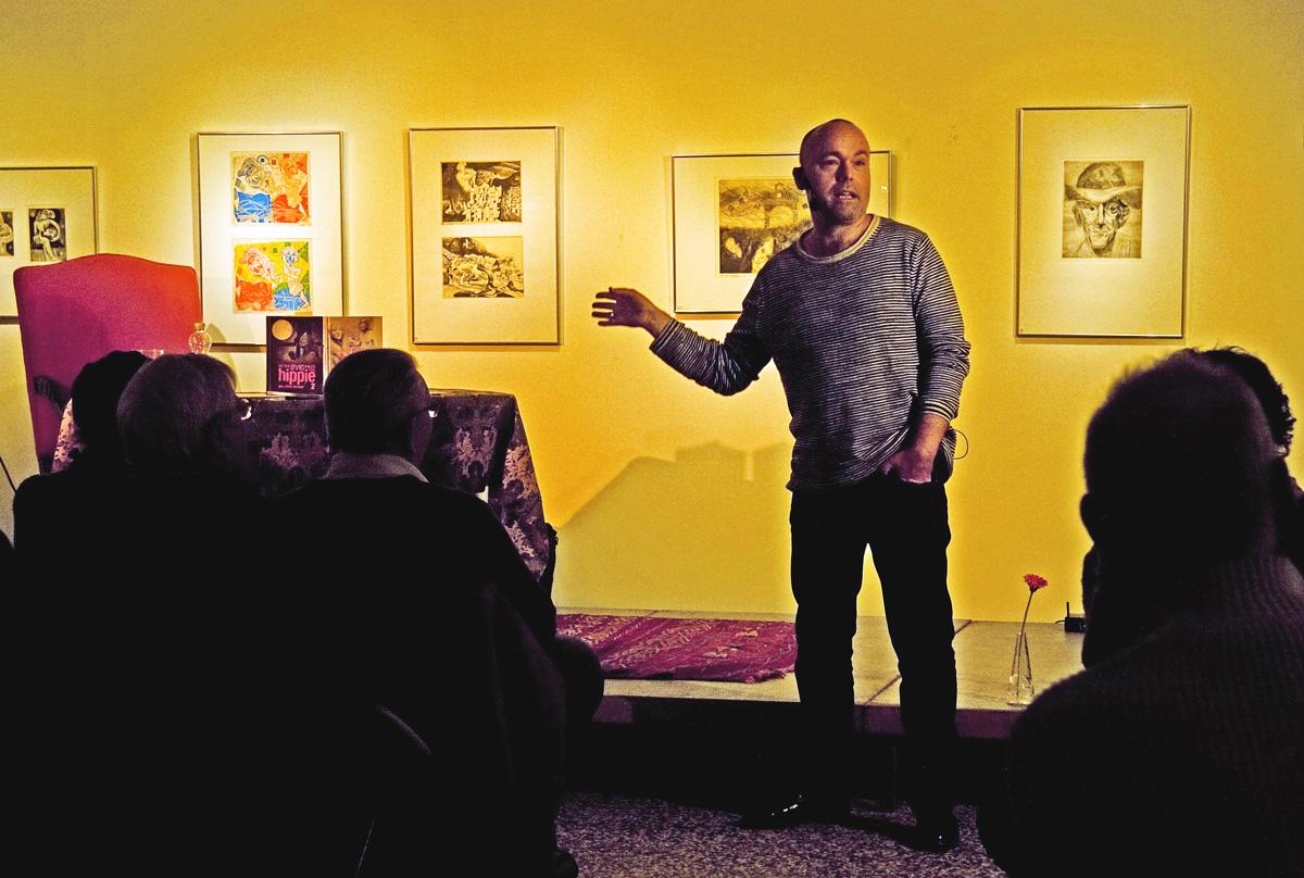Lectures by Peter Øvig Knudsen