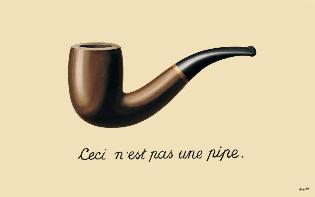 BZ facebook censur Magritte billede