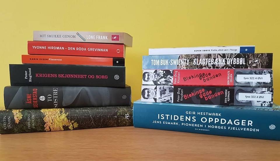 'Blekingegadebanden' blandt de ti bedste bøger i Skandinavien