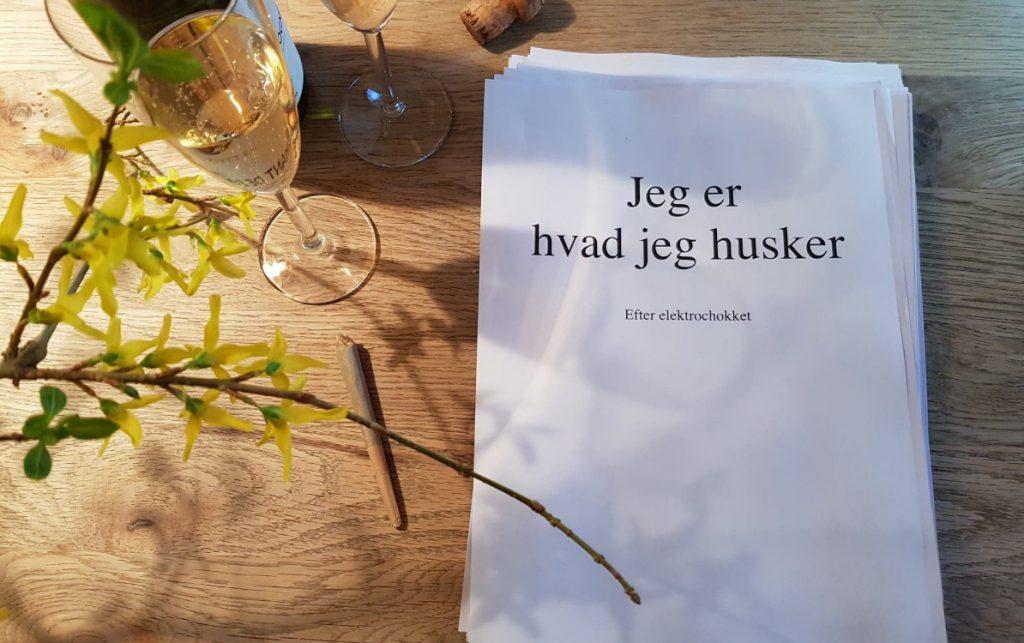Jeg har skrevet en bog!